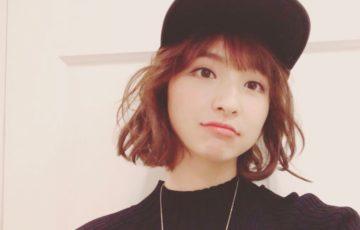 篠田麻里子のパーマの髪型のやり方をご紹介!注文方法&セット方法