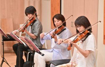G線上のあなたと私1話ネタバレあらすじ!バイオリン演奏が下手という感想紹介