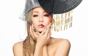 リカ主題歌倖田來未の歌詞や発売日いつ?PVフルYouTubeも紹介