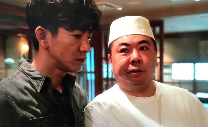 グランメゾン東京で塚地が寿司屋大将!マグロレシピはどうなる?