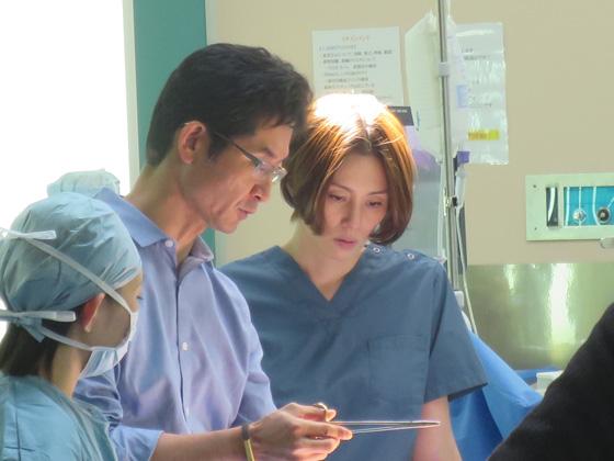 トップナイフ医療監修は新村核!ドクターXやコード・ブルーを手掛けた脳外科医!