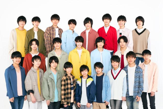 ジャニーズJr.のグループ結成順まとめ【2020最新版】
